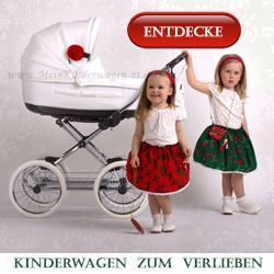 MeinKinderwagen.com: Kinderwagen gratis testen
